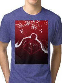 Berserk - Guts - Sacrifice RED Tri-blend T-Shirt