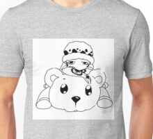 Traffy and Bepo Unisex T-Shirt