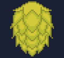Pixel Hop (CRAFT BEER / HOMEBREW) One Piece - Long Sleeve