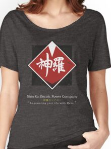 Shin-Ra Company (Final Fantasy VII) Women's Relaxed Fit T-Shirt