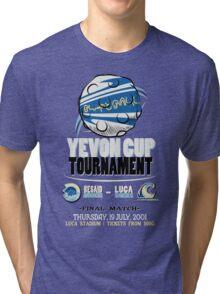 Blitzball Tournament! (Final Fantasy X) Tri-blend T-Shirt