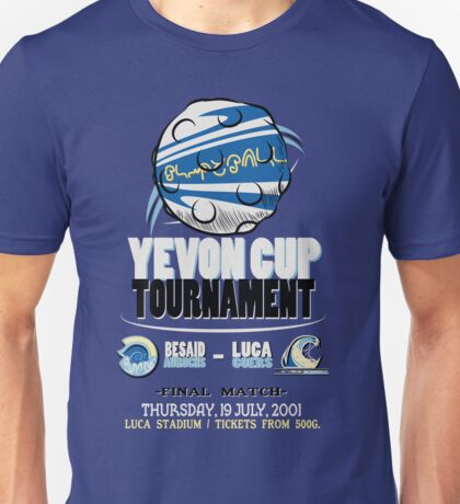 Blitzball Tournament! (Final Fantasy X) Unisex T-Shirt