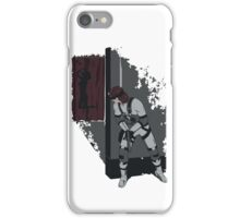 Don't go Snaking on me! (Metal Gear Solid) iPhone Case/Skin