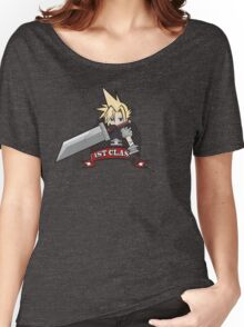 1ST CLASS SOLDIER (Final Fantasy VII) Women's Relaxed Fit T-Shirt