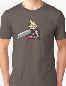 1ST CLASS SOLDIER (Final Fantasy VII) T-Shirt