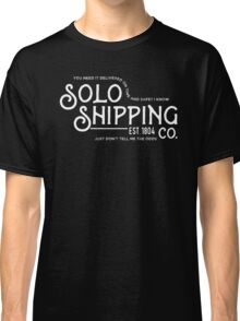 Solo Shipping Co. Classic T-Shirt