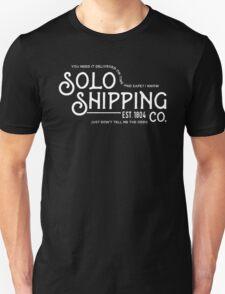 Solo Shipping Co. T-Shirt