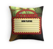 Zoolaplex Season 1 Throw Pillow