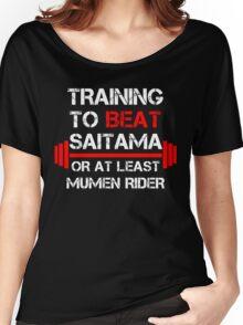 Mumen Rider Women's Relaxed Fit T-Shirt