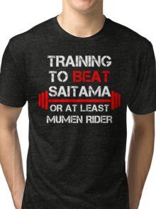 Mumen Rider Tri-blend T-Shirt