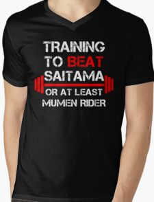 Mumen Rider Mens V-Neck T-Shirt