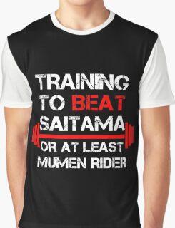 Mumen Rider Graphic T-Shirt