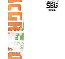 Conor McGregor SBG Dublin by Brandon Clifton