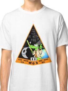WGS-4 Logo Classic T-Shirt