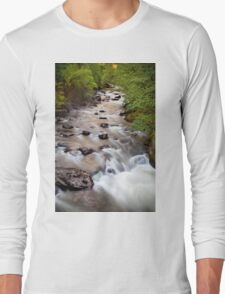 Welsh Rapids Long Sleeve T-Shirt