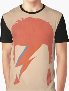 David Bowie / Ziggy Stardust Graphic T-Shirt