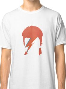 David Bowie / Ziggy Stardust Classic T-Shirt