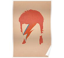 David Bowie / Ziggy Stardust Poster