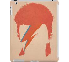 David Bowie / Ziggy Stardust iPad Case/Skin