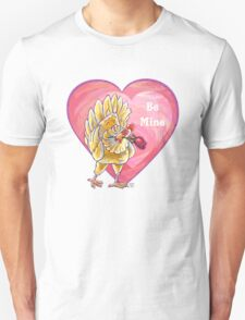 Chicken Valentine's Day T-Shirt