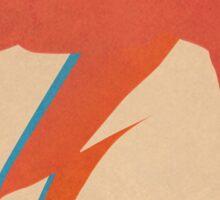 David Bowie / Ziggy Stardust Sticker