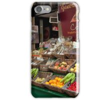 Fruits And Veggies iPhone Case/Skin