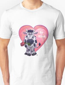 Cow Valentine's Day T-Shirt