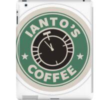 Torchwood Ianto's Coffee iPad Case/Skin