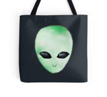 Little Green Man - Alien  Tote Bag