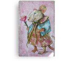 Lil Rose Canvas Print