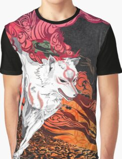 Amaritsu Graphic T-Shirt