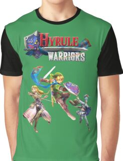 Hyrule Warriors Graphic T-Shirt