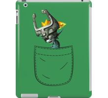 Pocket Midna iPad Case/Skin