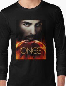Captain Hook OUAT. Underworld. Long Sleeve T-Shirt