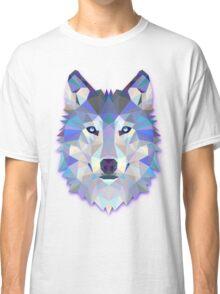 Triangle wolf Classic T-Shirt