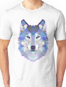 Triangle wolf Unisex T-Shirt