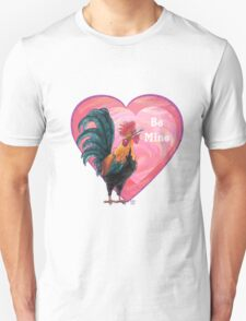 Rooster Valentine's Day T-Shirt