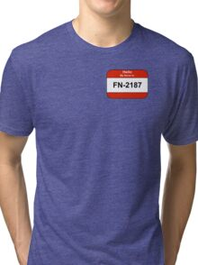 My name is 2187 Tri-blend T-Shirt