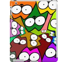 Whos looking at you iPad Case/Skin