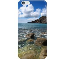 Bullslaughter Bay - Through the Seal Cave iPhone Case/Skin