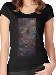 Leap Into Oblivion Women's Fitted Scoop T-Shirt