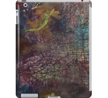Leap Into Oblivion iPad Case/Skin