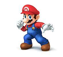 Super Mario Merchandise! Photographic Print