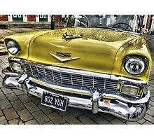 1956 Chevrolet  Photographic Print