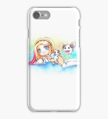 Angel Lux iPhone Case/Skin