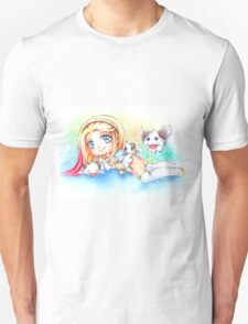 Angel Lux Unisex T-Shirt