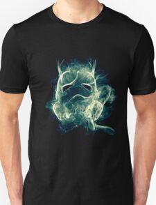 Smoke Stormtrooper helmet - Colour T-Shirt
