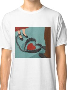 Heart trapped Classic T-Shirt