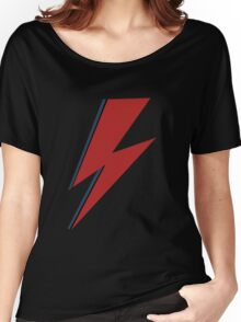 In memory of David Bowie Women's Relaxed Fit T-Shirt