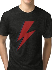 In memory of David Bowie Tri-blend T-Shirt